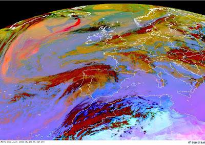 Read more about the article Aktuelles Satellitenbild vom Vulkanausbruch auf Island sieht bedrohlich aus