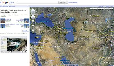 Read more about the article Google Maps endlich auch in deutscher Sprache