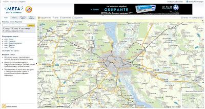 Read more about the article META zeigt eine aktuelle interaktive Landkarte der ganzen Ukraine