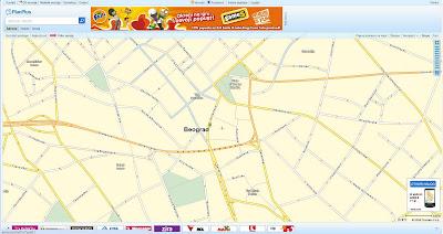 Read more about the article Das serbische PlanPlus bietet eine interaktive Landkarte von Serbien, Kosovo und Montenegro an