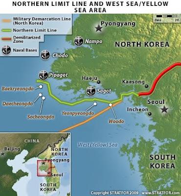 Read more about the article Die gefährlichste Grenze der Welt! Das Grenzgebiet auf See von Nord- und Südkorea