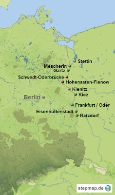 Read more about the article PEGELONLINE meldet Anstieg der Oder nur noch zwischen Kienitz und Schwedt