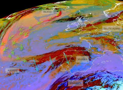 Read more about the article Aktuelle Strömungsrichtung der Vulkanasche vom Vulkan