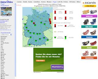 Read more about the article Hochwasser an der Oder: Wetteronline zeigt in einer Deutschlandkarte die kritische Lage in Brandenburg