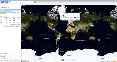 Read more about the article WM 2010 – Aktuelle Informationen und Luftbilder auf bing zur Weltmeisterschaft 2010 in Südafrika