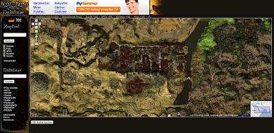 """Read more about the article Onlinewelten zeigt eine interaktive Landkarte von """"Herr der Ringe"""""""