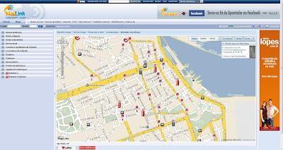Read more about the article MapLink mit interaktiver Landkarte und Luftbilder von Brasilien