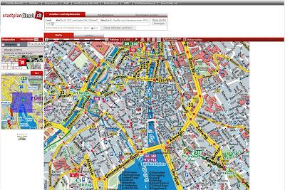Read more about the article Der Stadtplandienst startet neuen Landkartendienst und Routenplaner für die Schweiz