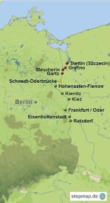 Read more about the article Thema Oderhochwasser: PEGELONLINE meldet nur noch zwischen Schwedt und Stettin einen steigenden Wasserpegel