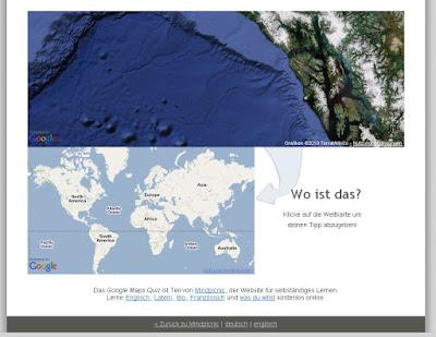 Read more about the article Google Maps Quiz: Wo ist was? – Sehr schwer aber für zwischendurch genau das richtige!