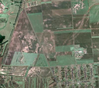 Read more about the article Google Maps zeigt Oberirdisches. Jesus in einem Feld in Ungarn zu sehen