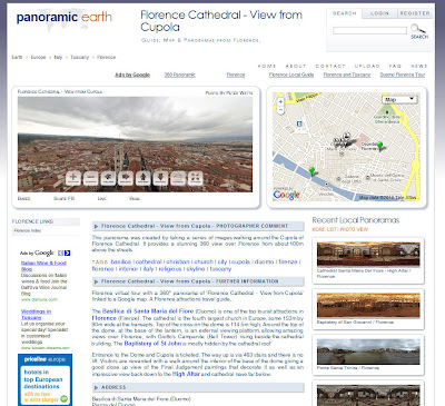 Read more about the article Mit panoramic earth tausende Panoramafotos in der Welt anschauen