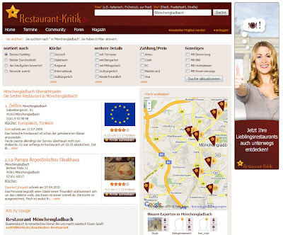 Read more about the article Mit Restaurant-Kritik.de finden Sie die besten Restaurants in ihrer Gegend