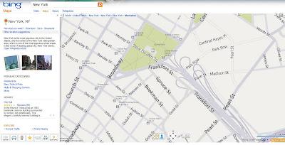 Read more about the article Microsoft Bing Maps hat NICHT OpenStreetMap integriert sondern nur versucht es farblich nachzumachen!