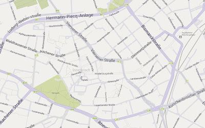 Read more about the article Microsoft Bing Maps verunstaltet seinen eigenen Kartendienst und aktualisiert dabei noch nicht mal seine Kartensubstanz