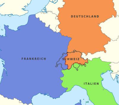 Read more about the article Die schweizer Libyen-Affäre – Gaddafi würde die deutschsprachige Schweiz zu Deutschland angliedern