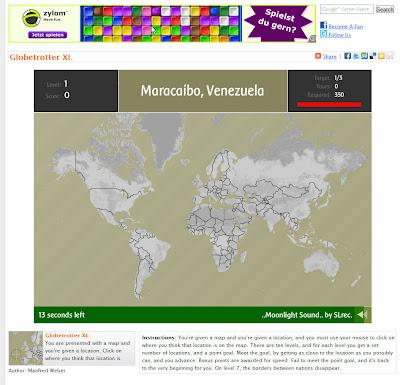 Read more about the article Globetrotter XL – Testen Sie ihre Geographiekenntnisse