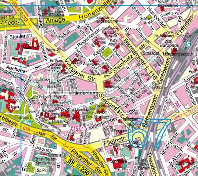 Read more about the article Amtliche Stadtpläne in Deutschland? Mögliches Einsparpotential für die Kommune und Ärgernis für kommerzielle Kartenhersteller ?