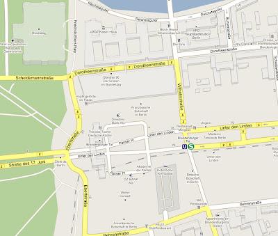 Read more about the article Google Maps zeigt die Innenstädte von Berlin und München in 3D