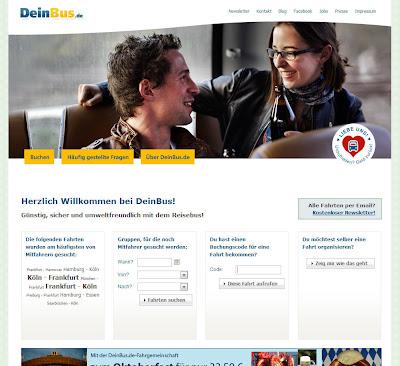Read more about the article DeinBus.de organisiert Fernbuse für Gruppenfahren