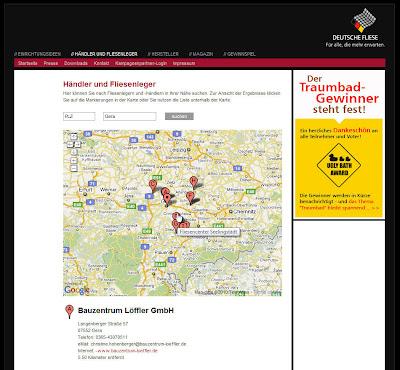 """Read more about the article Mit """"Deutsche Fliese"""" finden Sie alle Fliesenleger und Fliesenhändler"""