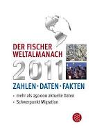 Read more about the article Rezension: Der Fischer Weltalmanach 2011 – Was auch immer in der Welt passiert, es steht hier drin!
