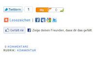 "Read more about the article Facebook ""Gefällt mir"" Button ist ab sofort im LandkartenBLOG"