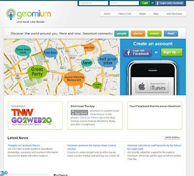 Read more about the article Geomium – Sehen was Freunde machen, schreiben was Freude macht und Chatten von unterwegs