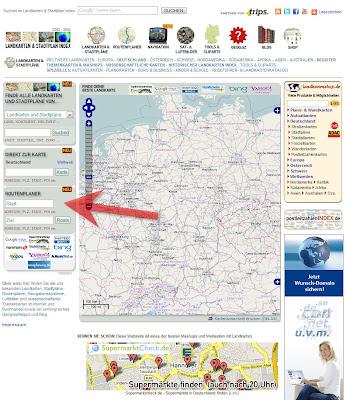 Read more about the article 8 Routenplaner gleichzeitig – Der Landkarten und Stadtplan Index macht es möglich!