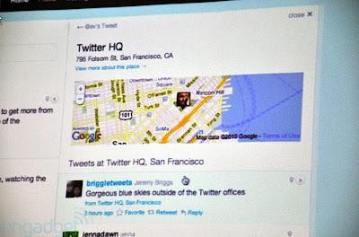 Read more about the article Twitter wird zum Location-Based-Dienst worüber man seinen Standort in einer Karte, Fotos und Videos festhalten kann