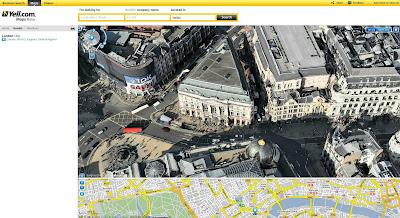Read more about the article Yell.com zeigt echte 3D Luftbilder von Großbritannien