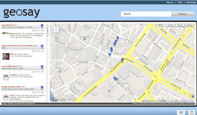 Read more about the article Mit geosay über Locations reden