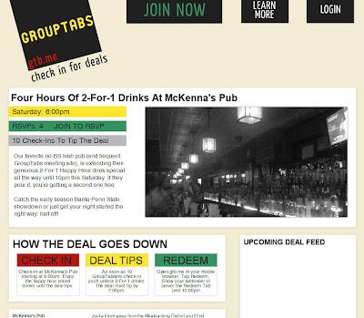 Read more about the article GroupTabe hilft Leuten Gruppenrabatt in Bars zu bekommen!