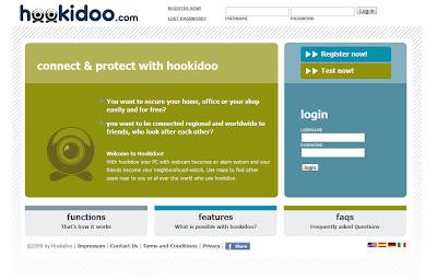 Read more about the article Mit hookidoo wird deine Webcam zur Alarmanalage deiner Wohung