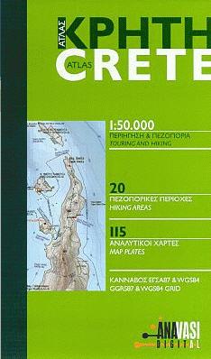 Read more about the article Wandern auf Kreta? Der topographischer Straßen- und Wanderatlas Kreta 1:50.000 ist was ganz besonderes!