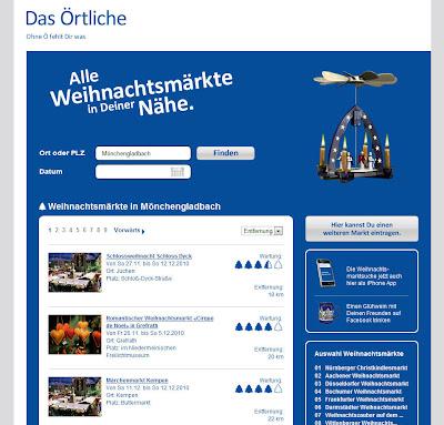 Read more about the article Alle Weihnachtsmärkte in Deiner Nähe