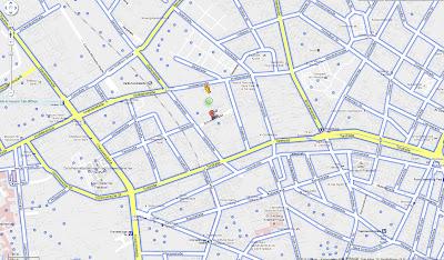 Read more about the article Die Schröderstraße in Berlin wurde in Streetview vergessen. Anwohner wollen sich freiwillig pixeln!
