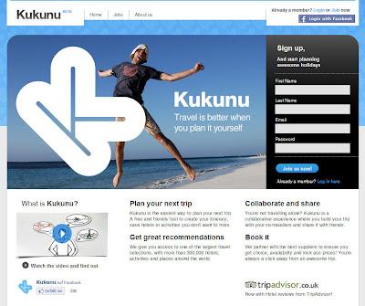 Read more about the article Mit Kukunu reisen durchplanen und Hotels und Aktivitäten dabei vormerkten
