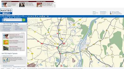 Read more about the article NAVTEQ Map24 wird moderner und ist ab sofort mit einem Kartenfenster auf der Startseite ausgestattet