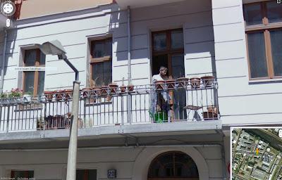 Read more about the article Berliner halbnackt und ungepixelt auf Google Streetview gesichtet!