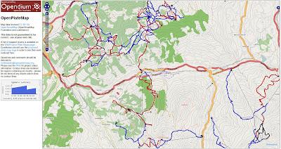 Read more about the article OpenPisteMap zeigt Skipisten in den Alpen