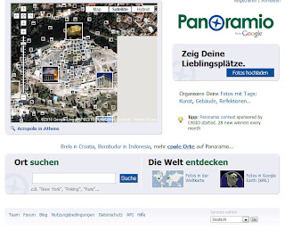 Read more about the article Google will was gegen den Panoramiotrick in Google Streetview machen