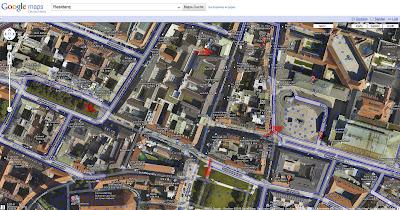Read more about the article Neuer Ärger für Google? Google Maps zeigt unter Umständen, die man schnell ändern kann, dank Panoramio auch verpixelte Gebäude unzensiert