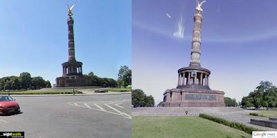 Read more about the article 1. Streetviewtest in Deutschland! Google Streetview gegen Sightwalk