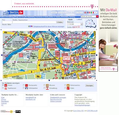 Read more about the article Berlin.de mit neuen Stadtplan und umfangreichen POI Sammlung im Kartenbild