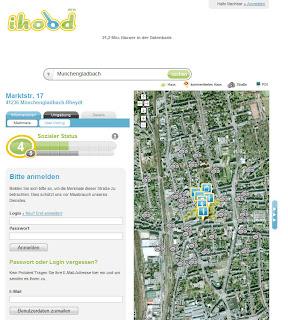 Read more about the article Mit ihood erfahren sie wie attraktiv so manche Wohngebiete und Straßen sind