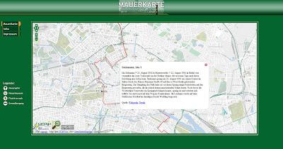 Read more about the article Entdecken Sie die innerdeutsche Grenze und Mauerverlauf auf Mauerkarte.de