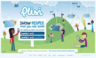 Read more about the article Plixi – Ein Location-Based-Service für den Austausch von Fotos besuchter Events und Reisen