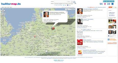 Read more about the article Erfahren Sie mit twittermap.de Live was die deutschsprachige Twittergemeinde so denkt und schreibt!