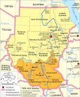 Read more about the article Welt- und Afrikakarten sind bald veraltet! Der Südsudan ist als neues Land dazu gekommen.